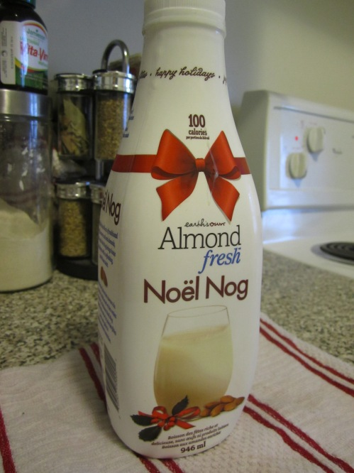 Almond Egg Nog