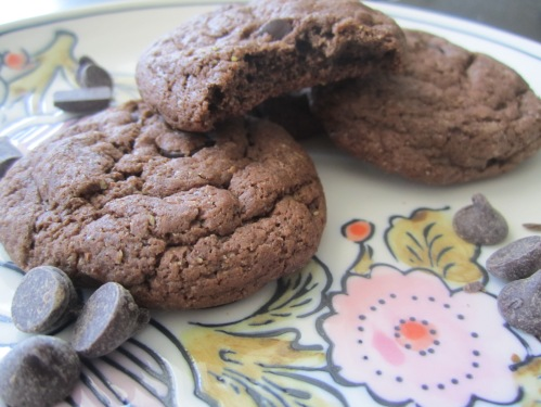 Double Chocolate Mint Cookie