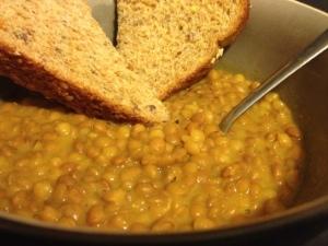 Easy Lentils