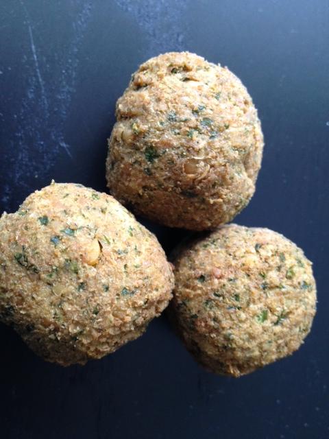 falafel ball