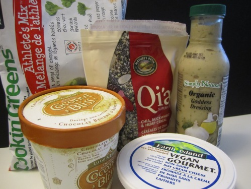 July Grocery Store Favs