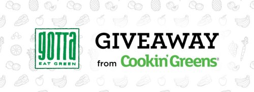 Cookin' Greens Giveaway