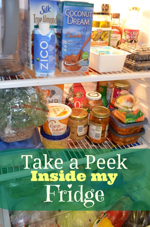 Peek into Fridge